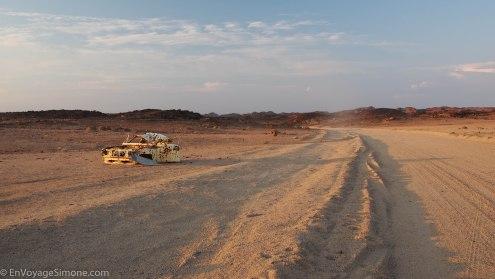 Road to Ugab