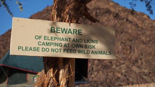 Ugab Rhino Camp