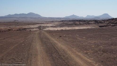 Road to Twyfelfonteyn