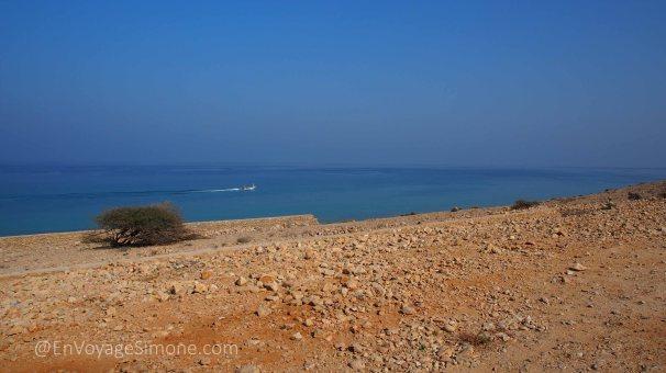 En route vers Muscat (Oman)
