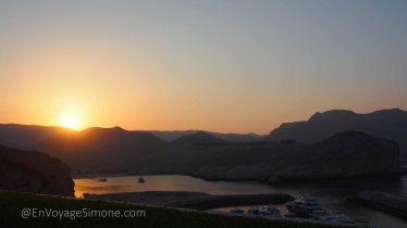Autour de Muscat (Oman)